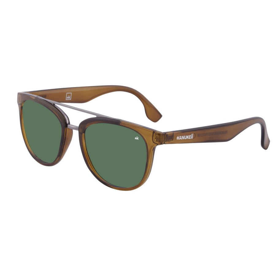 Ang Nunkui Green Bottle Polarized Sunglasses HK-002-05
