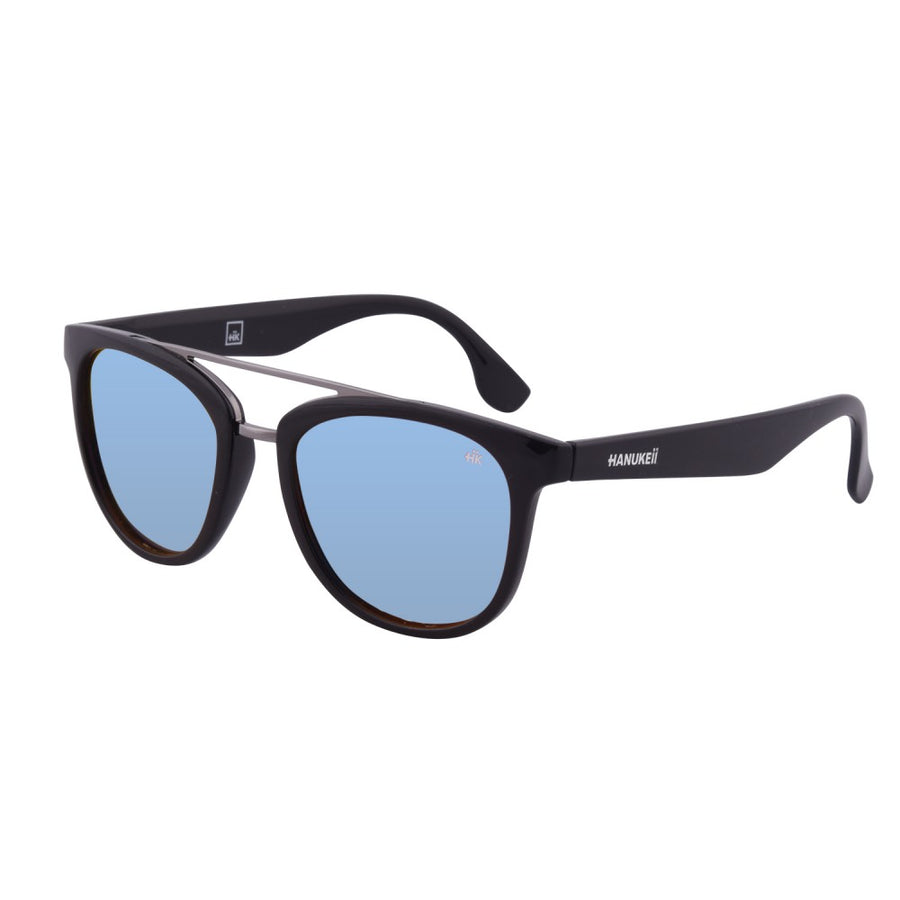 Nunkui Black Polarized Sunglasses HK-002-07