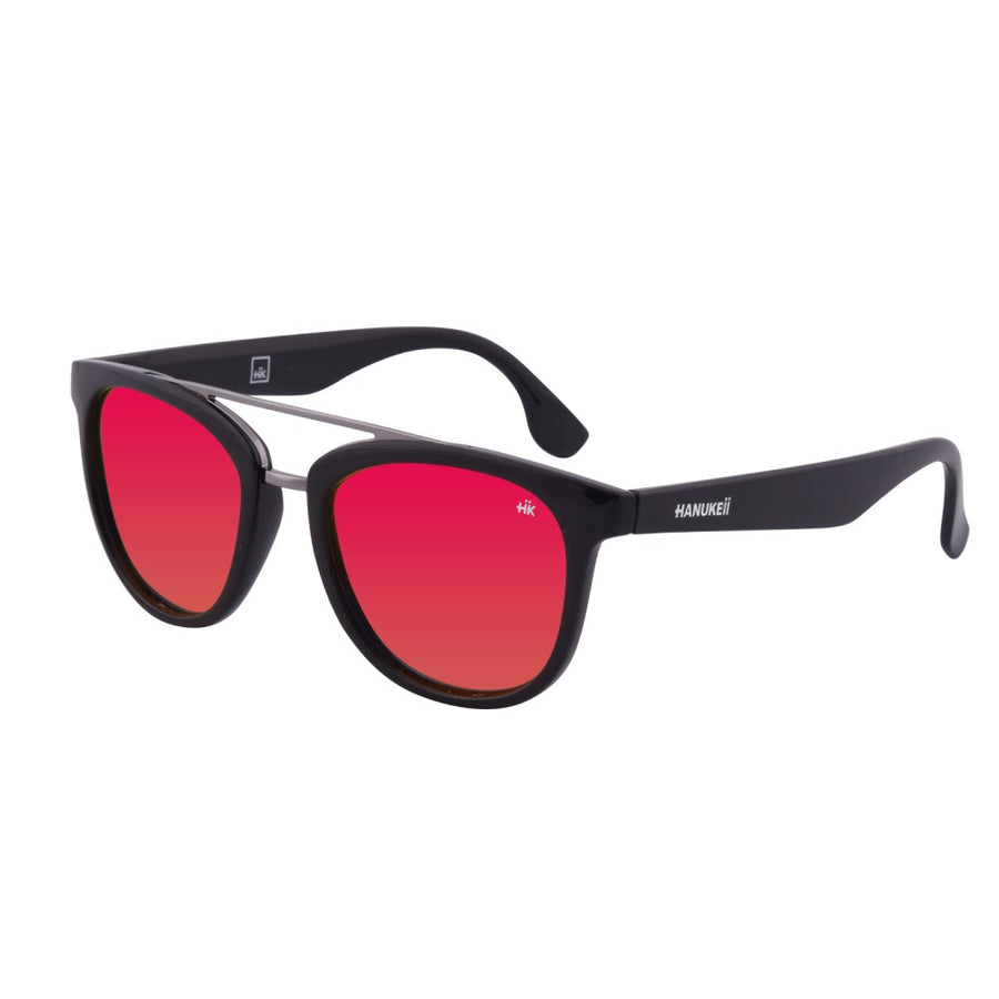 Nunkui Black Polarized Sunglasses HK-002-08