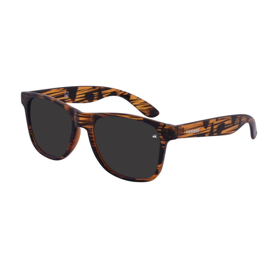 Kailani Vintage Wood Polarized Sunglasses HK-003-03