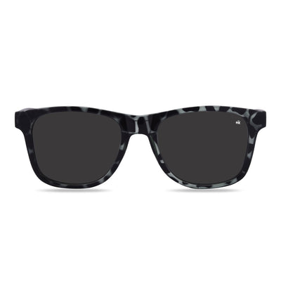 Kailani Green Tortoise Polarized Sunglasses HK-003-05