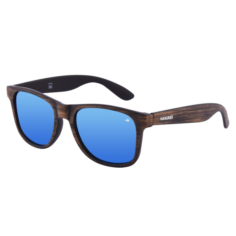 عینک آفتابی Polarized Kailani Brown Wood HK-003-06