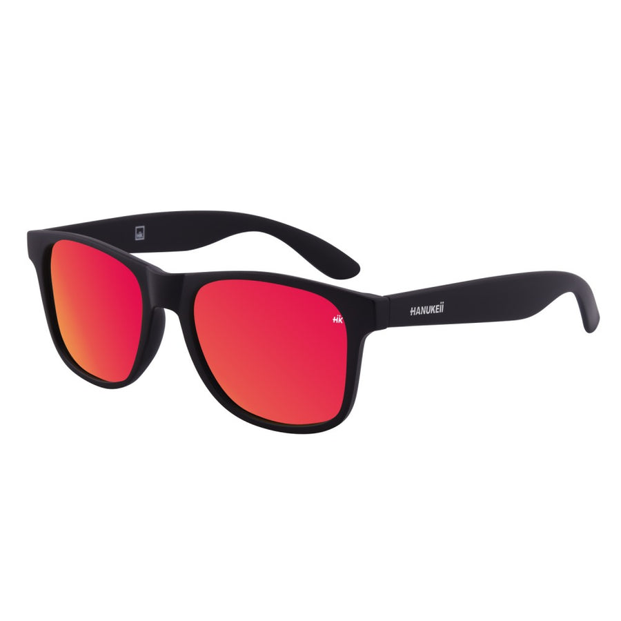 Kailani Black HK-003-11 Polarized Sunglasses