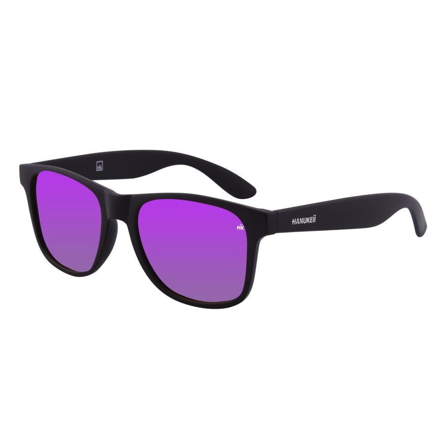 Kailani Black HK-003-12 Polarized Sunglasses