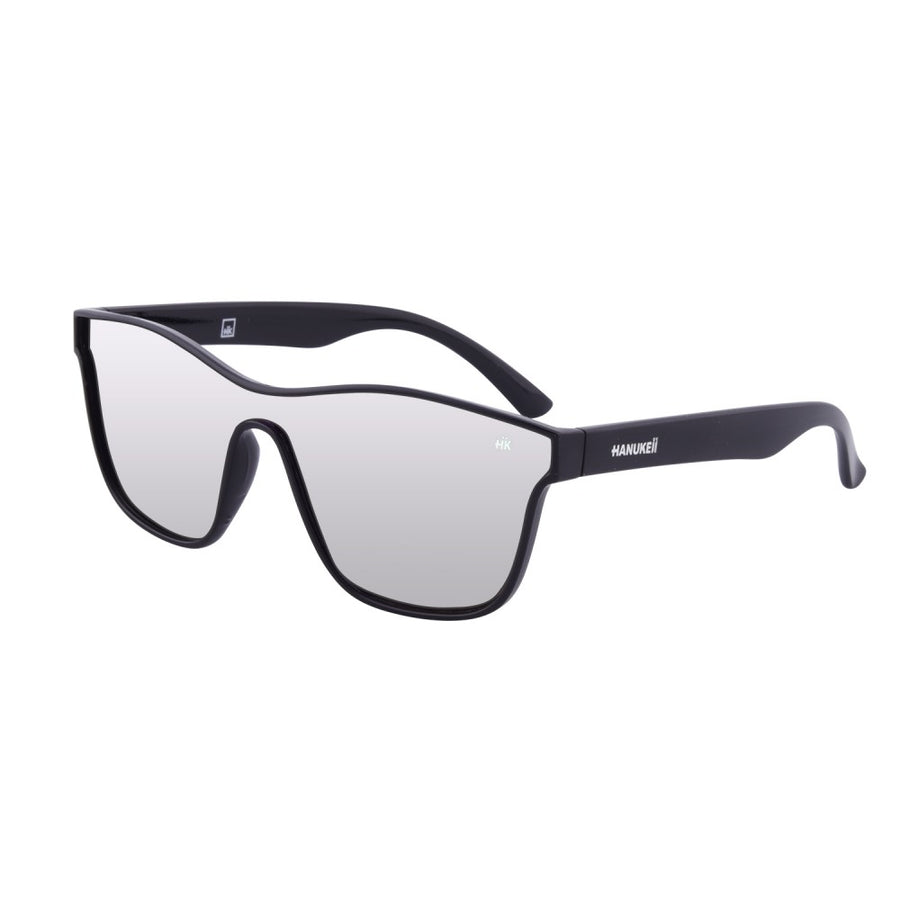 Mavericks Black Polarized Sunglasses HK-004-07