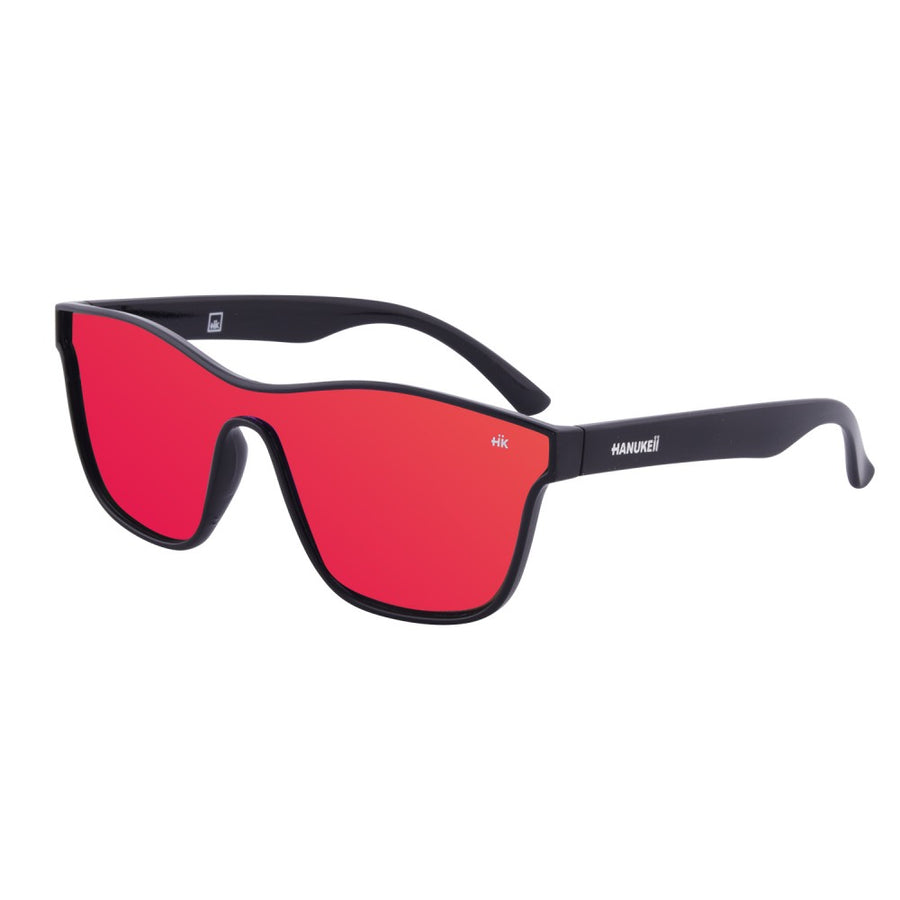Mavericks Black Polarized Sunglasses HK-004-08