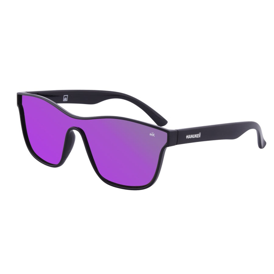 Maverick Black Polarized Sunglasses HK-004-09