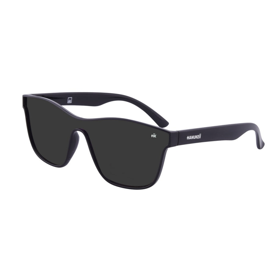 Maverick Black Polarized Sunglasses HK-004-10