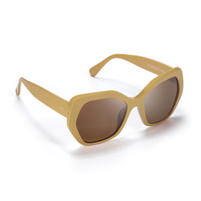 Sunglasses do mhná Polarized SoMa Camel / Brown