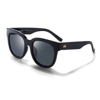 Southcal Black / Black Polarized Damen Sonnenbrille