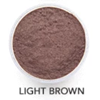 Hair Fibers light brown