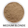 Hair Fibers medium blonde