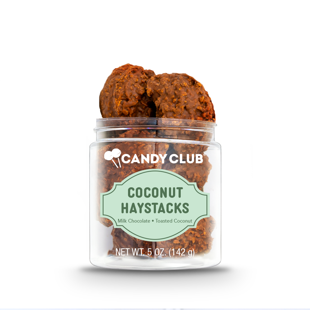 Candy Club - Coconut Haystacks