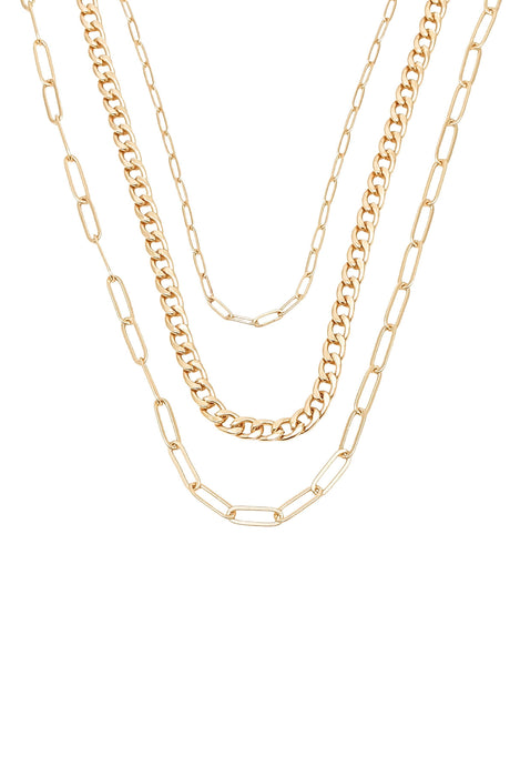 Iva Necklace -GOLD
