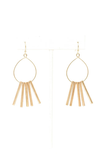 Allana Earrings - WG