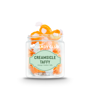 Candy Club - Creamsicle Taffy