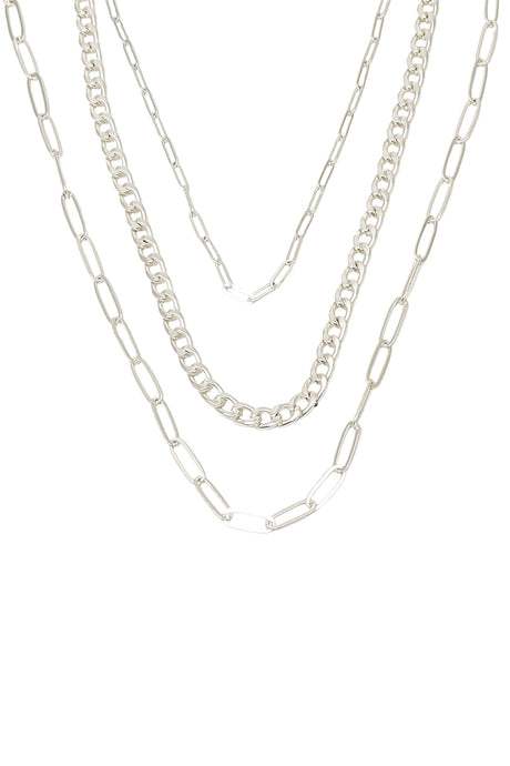 Iva Necklace -SILVER