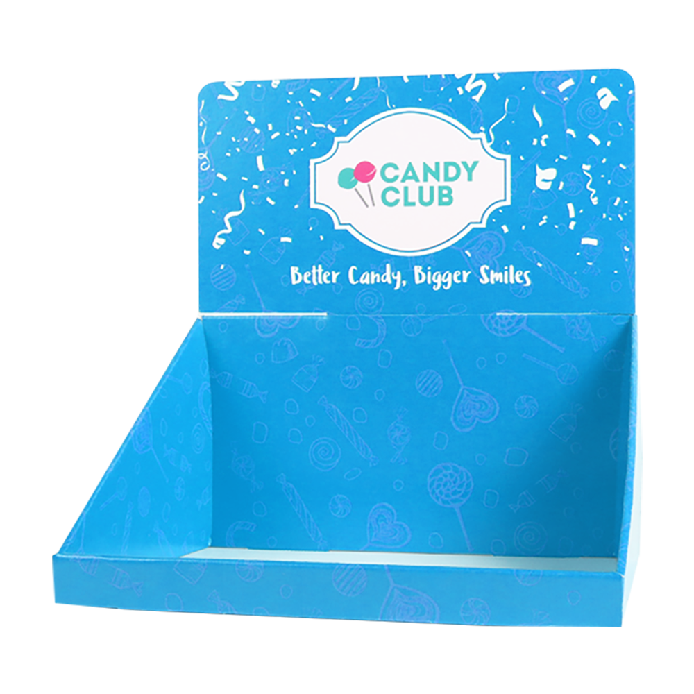 Candy Club - Countertop Display (Empty)