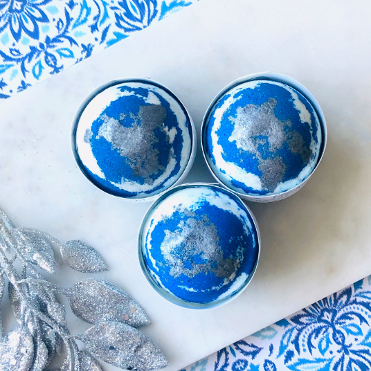 Winter Magic Bath Bomb