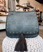 Load image into Gallery viewer, Studded Bailey Crossbody