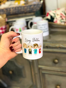 Stay Golden (girls) Coffee Mug