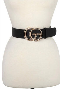 Gucci Inspired Belt