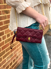 Load image into Gallery viewer, Jennifer Quilted Crossbody
