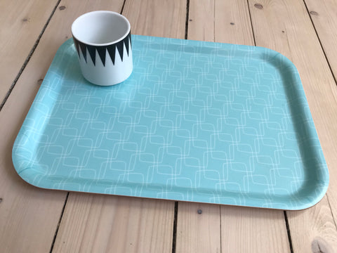 "Turquoise tray ""Forever frames"""