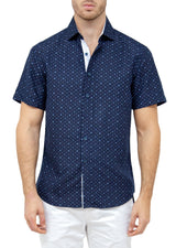 bc-172175-navy-button-up-short-sleeve-dress-shirt