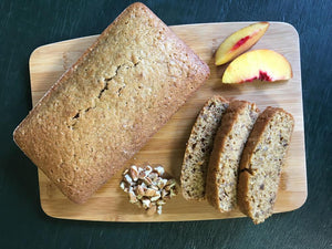 Georgia Peach Bread