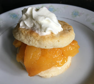 Georgia Peach Shortcake