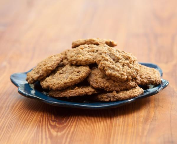 Mary's Pecan Oatmeal Cookies