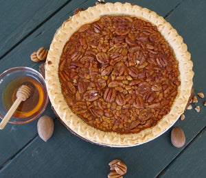 Naturally Sweet Pecan Pie