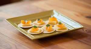 Peach Preserve Hors-d'oeuvres