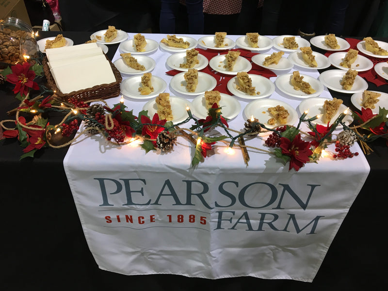 Pearson Farm Walks the Red Carpet