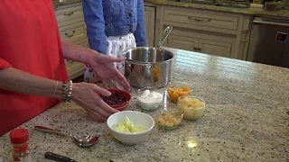 Cranberry Relish with Pearson Farm Pecans