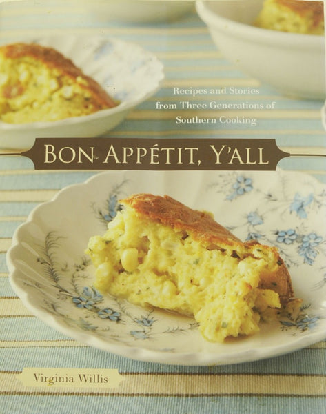 Peach Souffle Recipe from Bon Appetite, Y'all