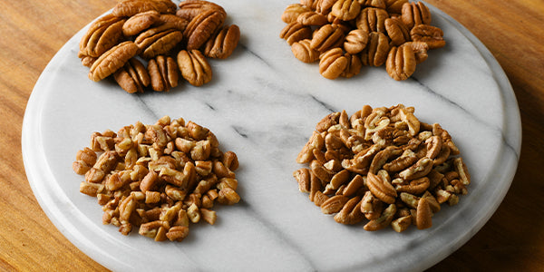 Pecans are keto-friendly, too!