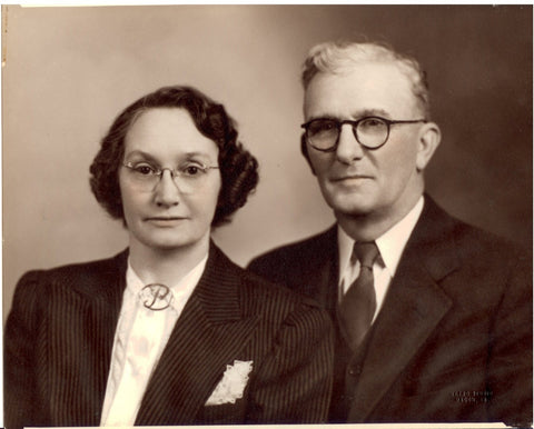 John and Rosa Lee Pearson