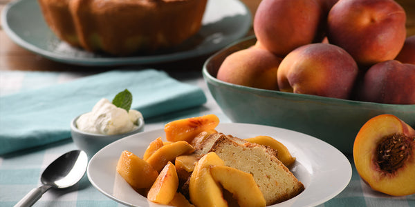 Put those peaches to work