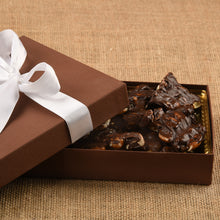 Load image into Gallery viewer, Pure Dark Chocolate Pecan Bark
