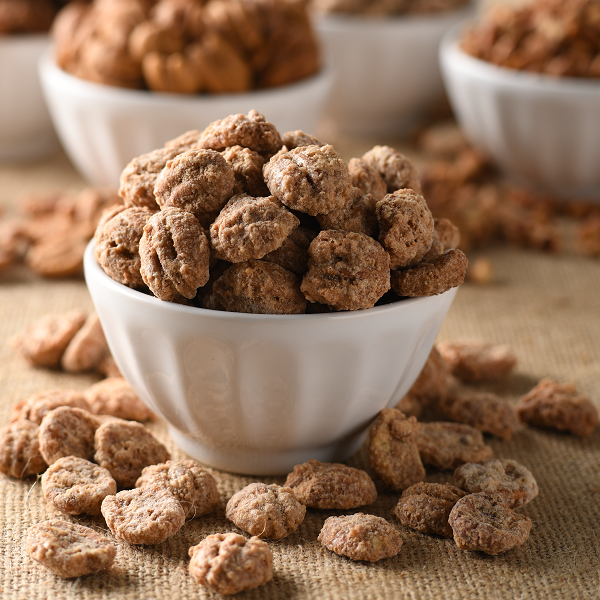 Champagne Pecans