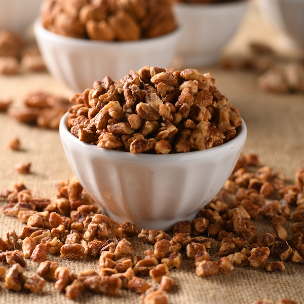 Maple Pecan Crumbles PNG