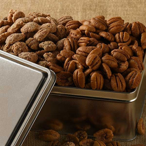 Flavored Pecan Duo | Gift Tin 363