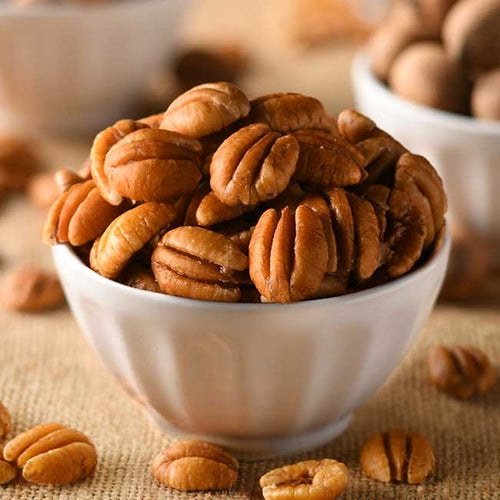 Natural Elliot Pecan Halves