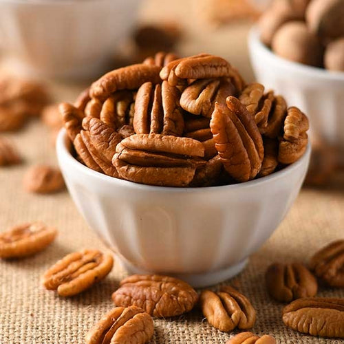 Natural Mammoth Pecan Halves