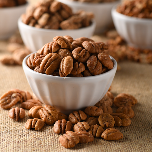 Seasoned Pecans PNG