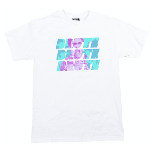 SCARFACE TEE WHITE - BRUTE
