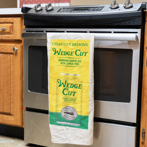 Wedge Cut Flour Sack Towel