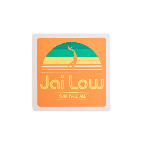 Jai Low Stone Coaster